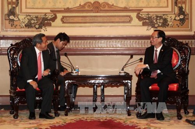 Laos wishes to boost sci-tech cooperation with HCM City