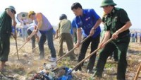 campaign calls on community to clean sea areas