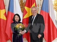 vietnam czech republic to boost multi faceted ties
