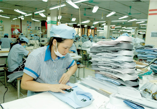 Hanoi's industrial production to grow
