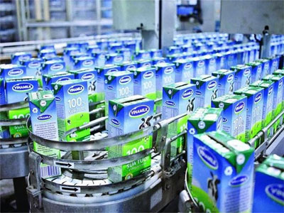 Dairy maker tops Vietnam's most valuable brands