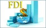 fdi disbursement up 96 in h1