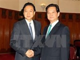 vietnam seeks stronger it cooperation with japan