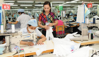 KVFTA creates new textile and garment investment wave