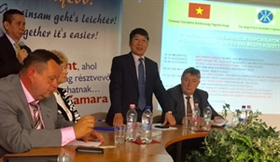 Hungarian firms updated on Vietnam's investment incentive policies
