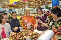 saigon coop opens second store in binh duong