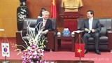 strengthening energy cooperation between korea and viet nam