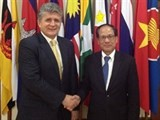 asean un pledge to strengthen cooperation