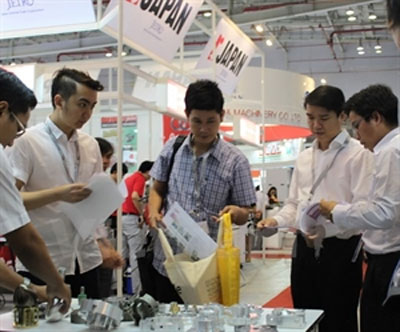 Vietnam's largest manufacturing solutions show opens