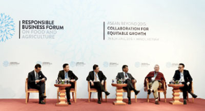 2ND Responsible Business Forum on Food and Agriculture: Promoting equitable links