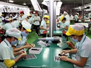 Electronic industry-VN's key economic sector