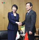 vietnam japan enhance information and communication co operation
