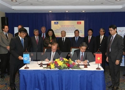 Vietnam, WB sign four cooperation projects
