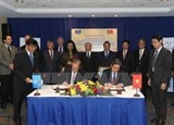 vietnam wb sign four cooperation projects