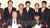 ha tinh inks five cooperation deals in germany