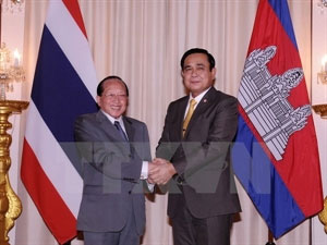 Cambodia, Thailand bolster bilateral relations