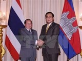 cambodia thailand bolster bilateral relations