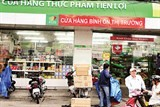 convenience stores flourish in hcmc