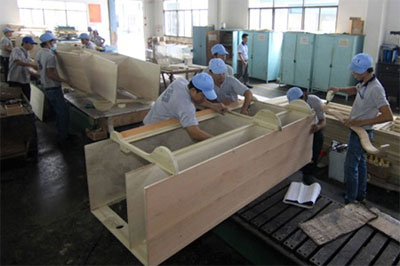 Forestry sector restructuring to lift wood product exports