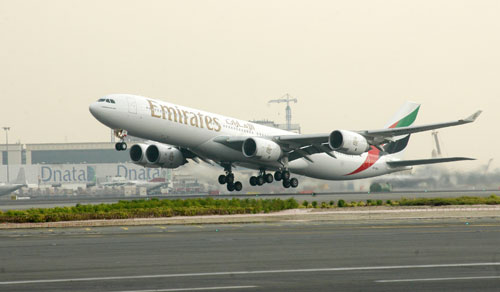 Fly Emirates with your companion to get up to 50% saving