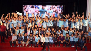 Man City Fan Club of Vietnam debuts