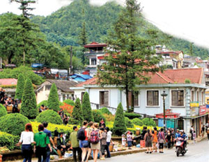 Tourism development cooperation boosted in northwest