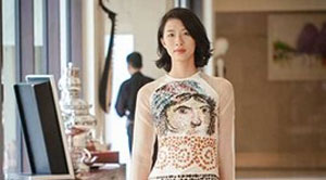 Hotel promotes local fashion industry
