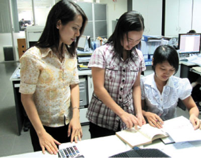 Tapping the potential of Vietnamese students