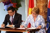new zealand minister for food safety and associate minister for primary industries visits to vietnam