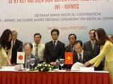 vietnam japan sign cooperation agreement on healthcare