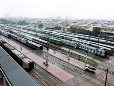 VNR, Vingroup cooperate in rail infrastructure investment