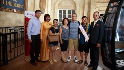 Ba Na Hills welcomes one millionth tourist in 2015