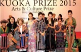 fashion designer wins fukuoka prize