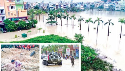 PM asks to address heavy rain consequences