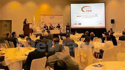 Vietnam attends TPP forum in Mexico