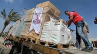 gaza receives first turkish aid shipment after israel turkey deal