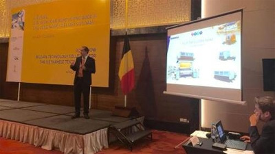 Belgium's garment technologies introduced to Vietnamese businesses