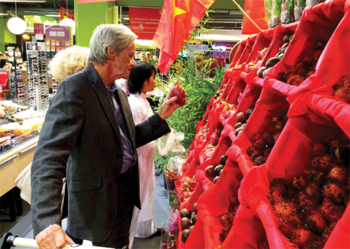 Vietnamese Goods Weeks in France, Italy promote Vietnamese exports to Europe