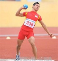 vietnam takes part in athletics tournament in thailand