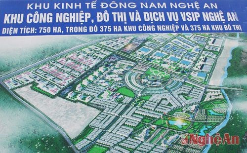 VSIP Nghe An invests 6 mln USD in ready-built warehouse