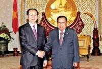 deepening friendship between cambodia laos vietnam