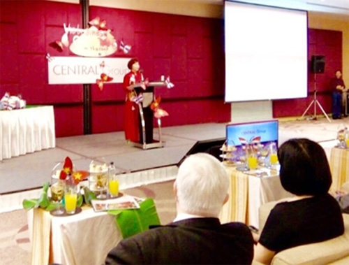 Exhibition promoting Vietnamese products in Thailand launched