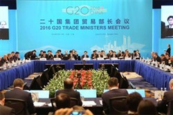 g20 trade ministers boost trade growth strategy