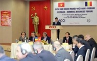 vietnam romania strengthen economic ties