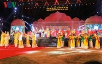 cham culture sports and tourism festival opens in an giang