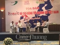 industry insiders talk brexits effects on vietnamese wood sector