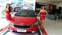 14000 kia cars sold in first half