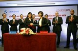 generali vietnam signs exclusive bancassurance partnership agreement with eximbank