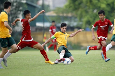 VN through to U16 ASEAN football's final