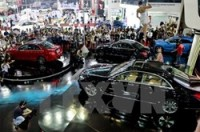 vietnams biggest motor show to be held in october
